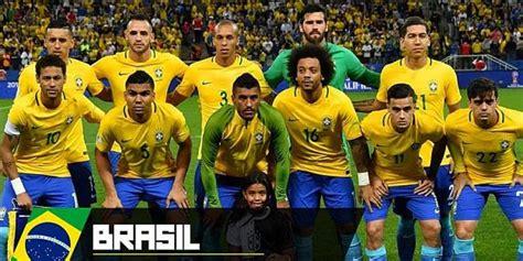 Brasil en Rusia 2018: el 'Scratch' que busca ganar el ...
