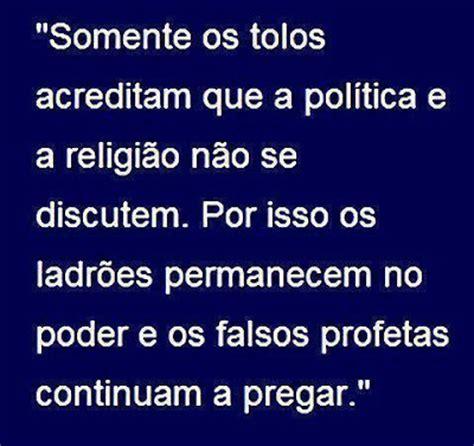 Brasil - Liberdade e Democracia: Frases Inteligentes