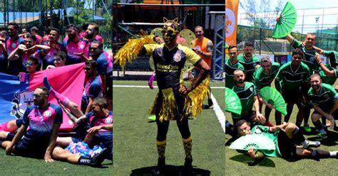 Brasil liga gay futbol LGBTI comunidad
