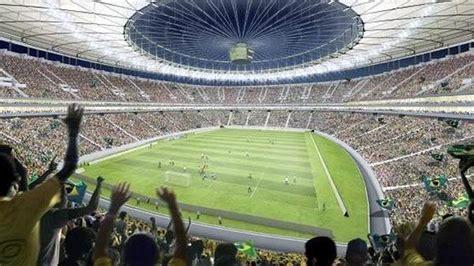 Brasil presenta sus doce coliseos del Mundial 2014 - ABC.es