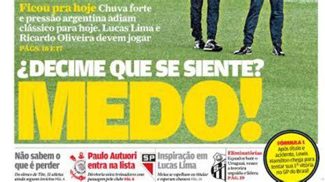 Brasil se burla de argentina - Deportes - Taringa!