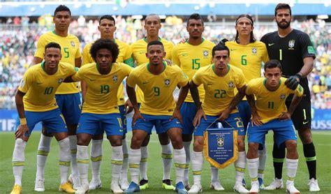 Brasil volvió a ser la selección más goleadora de los ...