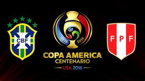 Brasil vs Perú: Crónica, resumen, ficha e imágenes - AS.com