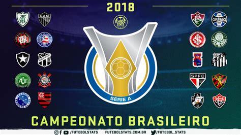 Brasileirão 2018 começa neste sábado - Futebol Stats