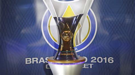 Brasileirão Serie A troféu trophy 2016 - Goal.com