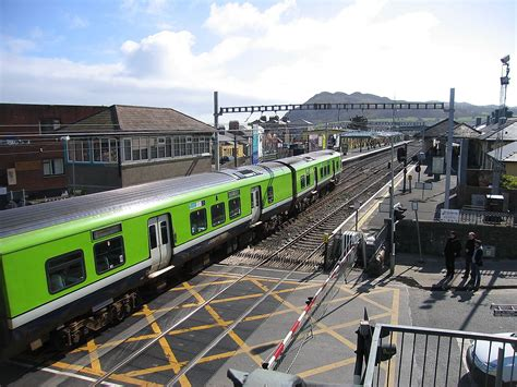 Bray Daly railway station - Wikipedia