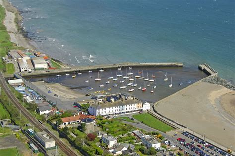 Bray Harbour in Bray, County Wicklow, Ireland - harbor ...