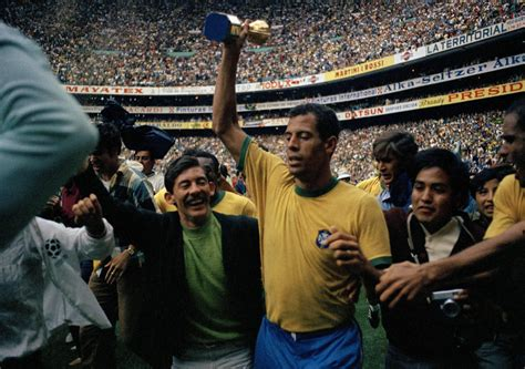 Brazil, 1970 and the most beautiful football in history