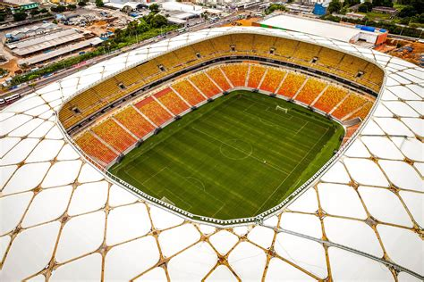 Brazil 2014 World Cup Soccer Stadiums