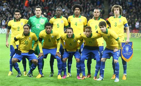 Brazil National Football Team | Football HD Wallpapers ...