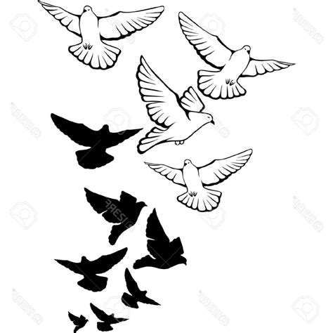 Brds Clipart Bird Fly
