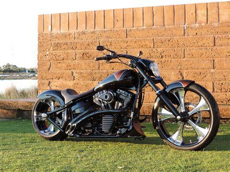 Breakout Aussie Custom   Page 2   Harley Davidson Forums