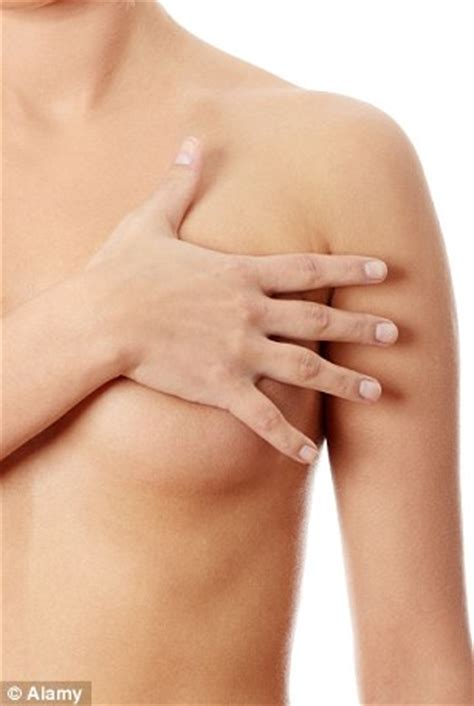 Breast lumps that AREN'T a sign of cancer: lumps can often ...