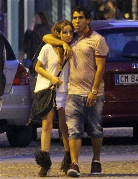 Brenda Asnicar Fans: Brenda Asnicar y Carlos Tevez Juntos ...