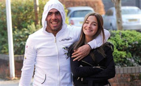 Brenda Asnicar se encontró con Carlos Tevez   LA GACETA ...