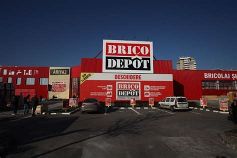 """Brico Depot introduces """"click and collect"""" service in Romania"""