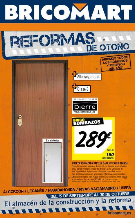 Bricomart – Ofertas, catálogo y folletos - Ofertia