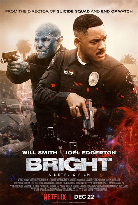 'Bright': Nuevo póster de la película con Will Smith y ...