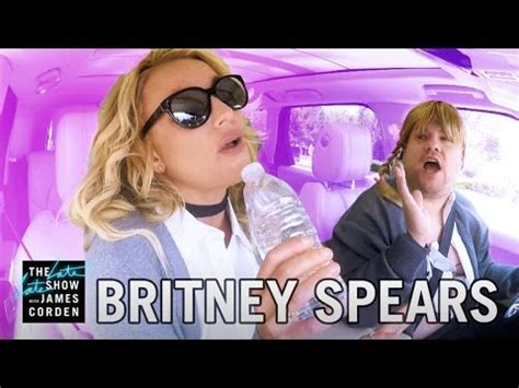 Britney Spears Carpool Karaoke   YouTube