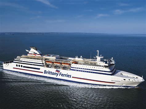 Brittany ferries   Ruta de Santander a Portsmouth ...