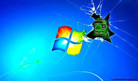 Broken Screen Wallpaper Windows 7 Hd | Zoom Wallpapers