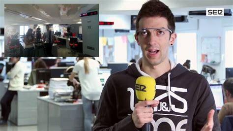 Broncano prueba las Google Glass | Vídeo | A vivir que son ...
