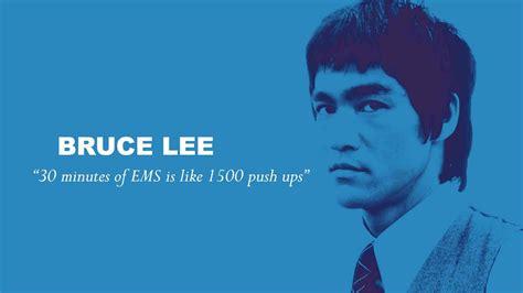 Bruce Lee Electronic Muscle Stimulator |Muscle Stim Bruce ...