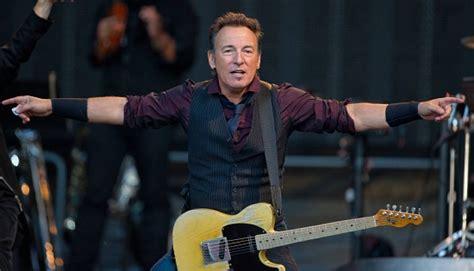 Bruce Springsteen, 4 date in Italia nel 2013! Napoli ...