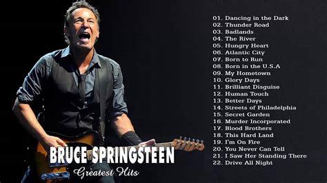 Bruce Springsteen   Best songs of Bruce Springsteen ...
