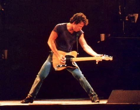 Bruce Springsteen, el rock de los tiempos duros y los ...