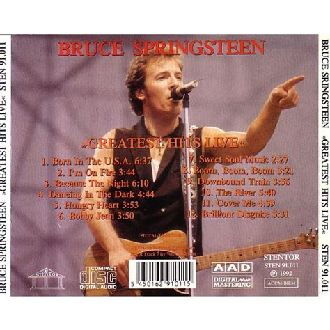bruce springsteen greatest hits download free