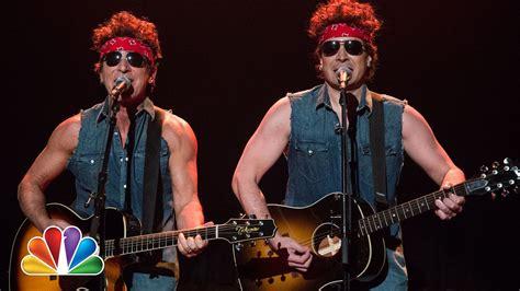 Bruce Springsteen & Jimmy Fallon:  Gov. Christie Traffic ...