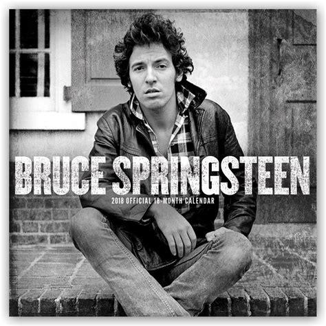 Bruce Springsteen - Kalendář 2019 na Posters.cz