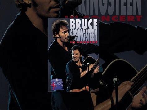 Bruce Springsteen: MTV Unplugged   YouTube