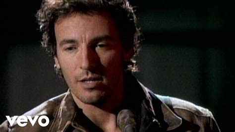 Bruce Springsteen   One Step Up   YouTube