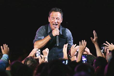 Bruce Springsteen publicará en su web los conciertos de su ...