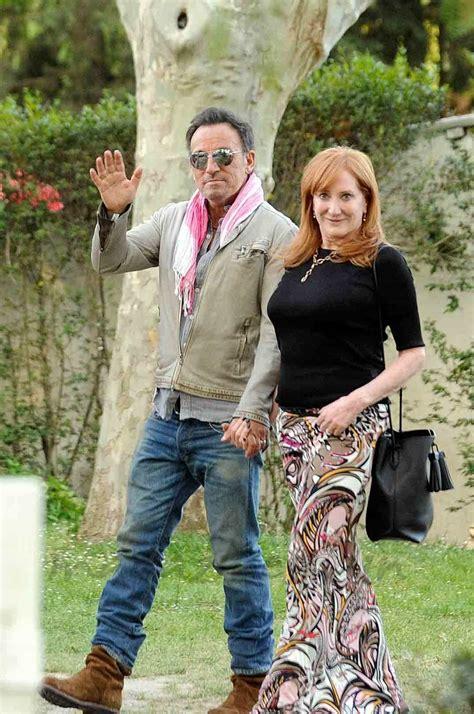 Bruce Springsteen y su mujer en el Campeonato de Hípica de ...