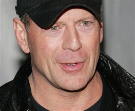 Bruce Willis is Unbreakable at Age 63
