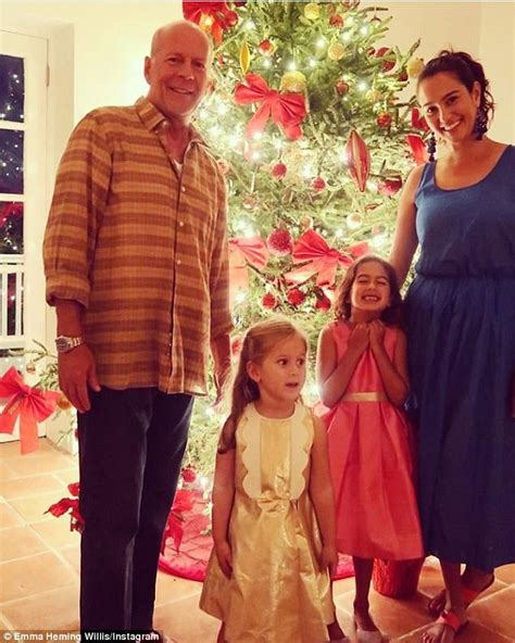 Bruce Willis shares very rare photo with daughters | Daily ...