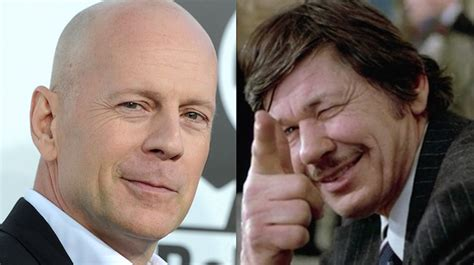 Bruce Willis taking over for Charles Bronson in 'Death ...