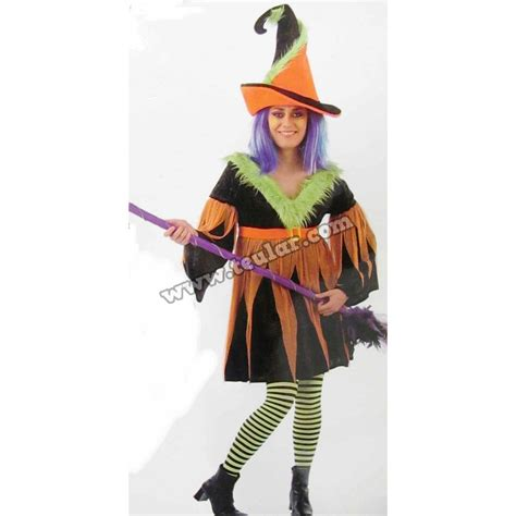 Bruja Samanta Disfraz halloween Mujer   Disfraces Teular