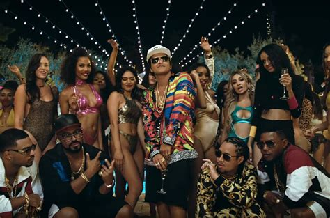 Bruno Mars' '24K Magic' Video: Six '90s Hip-Hop Trends ...