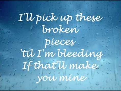 Bruno Mars - It Will Rain - Lyrics - YouTube