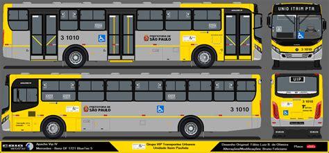 Brunoffs Desenhos de Ônibus: Caio Apache Vip IV - Lançamento