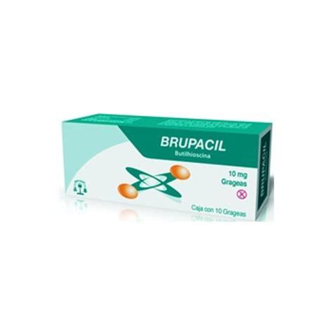 BRUPACIL  Butilhioscina  10 mg   Farmacia Del Niño ...