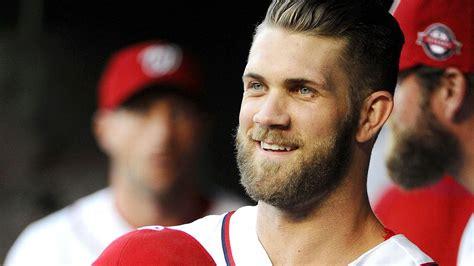 Bryce Harper of Washington Nationals wins National League ...