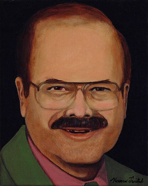 Btk Dennis Rader Painting by Norman Twisted