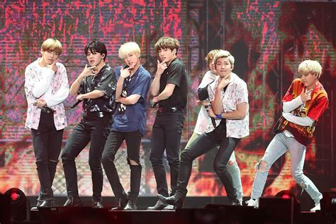 BTS Announces 2017 Wings World Tour: Arena Dates in ...
