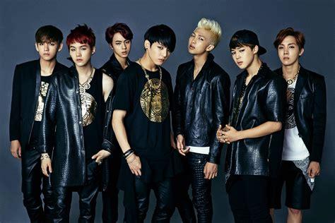 BTS  Bangtan Boys    Tiny Kpop Idol Profile
