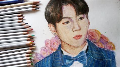 [BTS] drawing Jeon Jungkook // happy 19th birthday kookie ...